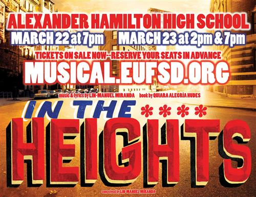 In the Heights Flyer