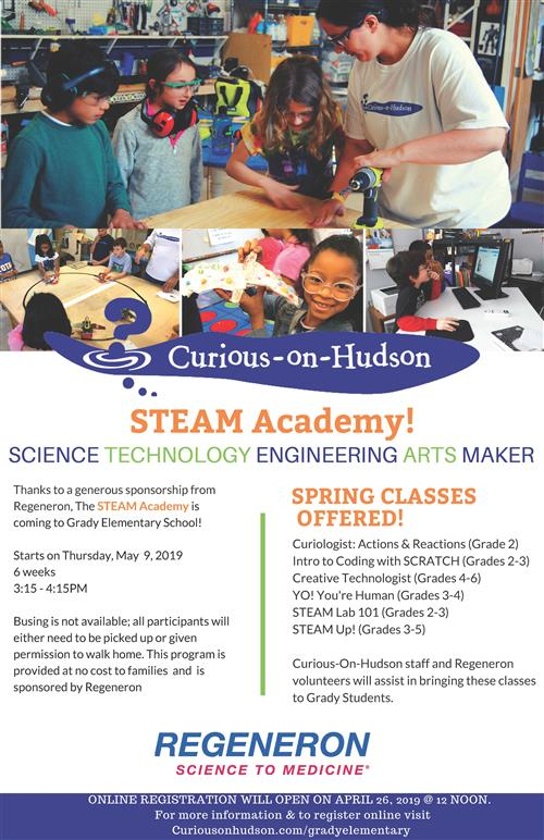 After School STEAM program