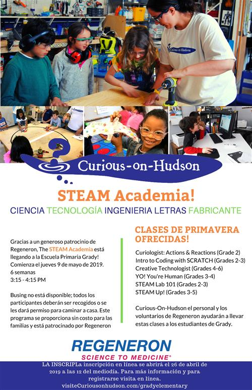 After school STEAM program 2